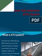 E Toll Collection