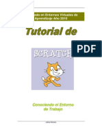 Tutorial de Scratch
