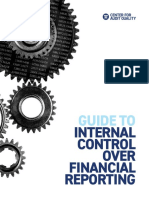 Guide Internal Control Over Financial Reporting 2019-05