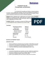 Ficha Tecnica Plantac Fulvic