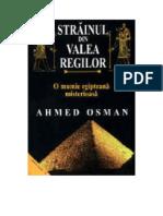 Ahmed Osman_Strainul Din Valea Regilor
