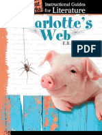 Charlotte's Web Book Activities