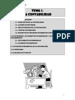 Tema 1 La Contabilidad