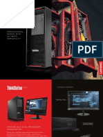 ThinkStation P720 DataSheet Aug 2017