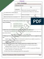 12th Chemistry Unit 1 Study Material English Medium