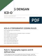 Koding Dengan Icd-o