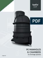 SANFLO PE Manholes Catalog
