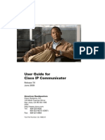 IP Communicator User Guide (Cisco Ver)