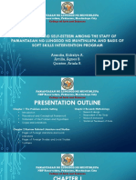 Thesis Power Point Semi FINALS