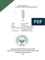 Critical Book Report Pancasila