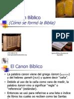 Canon Bíblico