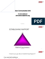 Chapter 1 -Spoken Communcation Skills