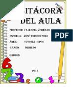 Bitácora Prof.  Valencia