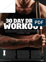 30 Day Drum Workout