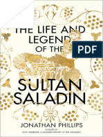 The Life and Legend of the Sultan Saladin - Jonathan Phillips.epub
