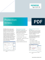 Pss Sincal Protection