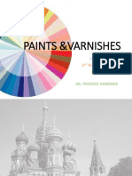 Paints & Varnishes