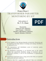 Transformer PPT(Powerpoint)