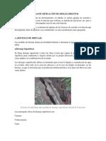 Técnicas de Mitigación de Deslizamientos