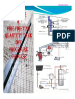 Plumbing Fire Fighting Qty Takeoff Procedure and Process