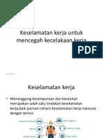 Kel 3 Keselamatan kerja untuk mencegah kecelakaan kerja.pptx