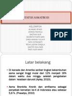 Ppt Status Asmatikus