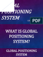 Global Positioning System Report