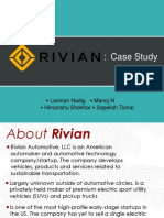 Rivian Case Study ppt