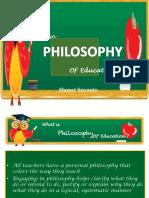 Filosofi Pendidikan