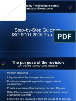 1. ISO 9001-Transition to 9001-2015