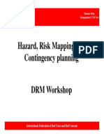 Hazard Risk Mapping and Contingency Planning
