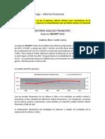 Actividad de Entrega Unidad 5 - Informe de Análisis Financiero