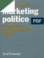 Marketing Político. Un Análisis de Intercambio Político