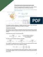 ESTRUCTURA MOLECULAR E INTERACCIONES MOLECULARES