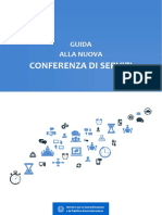 Conferenza Dei Servizi Guida Alle Novita