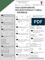 Ejercicios de Configuracion electronica y TP