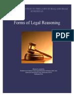 ILEI Forms of Legal Reasoning 2014