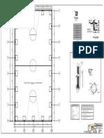 E-01 Plano de Columnas y Vigas A1