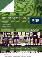 Navigating Probiotic Maze
