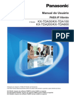 Manual Panasonic KX-hdv130