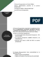 C. Presupuesto Público Diapositiva