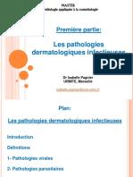1vf- Les Pathologies Dermatologiques Infectieuses2017
