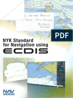 NYK Standards for Navigation Using ECDIS