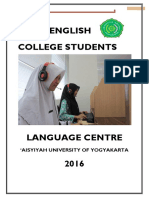 Basic English for College Students