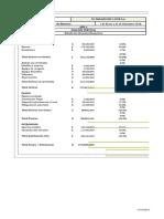 Información Financiera-Proyecto. Excel