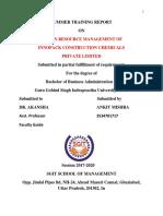 Training Report File