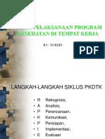 Siklus Program PKDTK