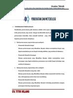 Pendekatan & Metodologi