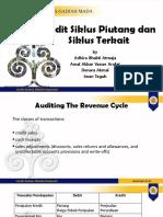 Audit Siklus Piutang Kelompok 4