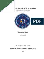jurnal ilmiah sastra